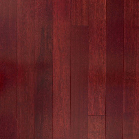 Topdeck Solid Timber Kempas Red Stain
