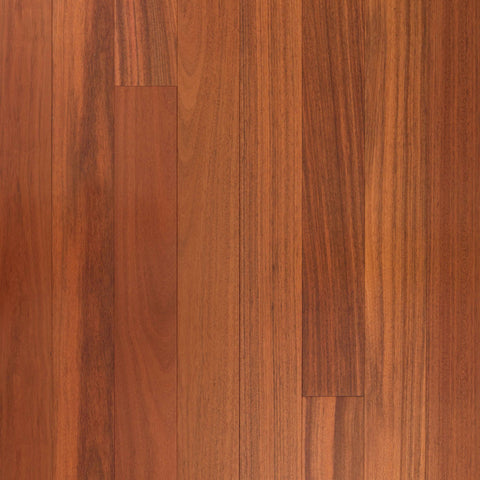 Topdeck Solid Timber Keranji