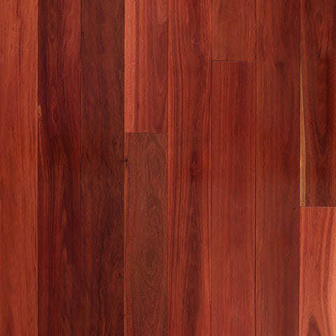 Topdeck Solid Timber Red Iron Bark