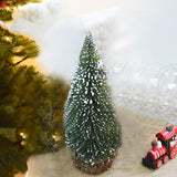 10cm Christmas Decoration Desktop Artificial Christmas Tree