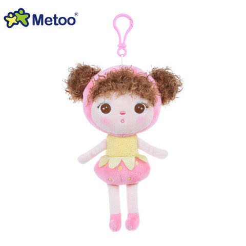 Plush Sweet Cute Stuffed Brinquedos Backpack Pendant Baby Kids Toys
