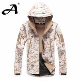 Military Waterproof Camouflage Jacket