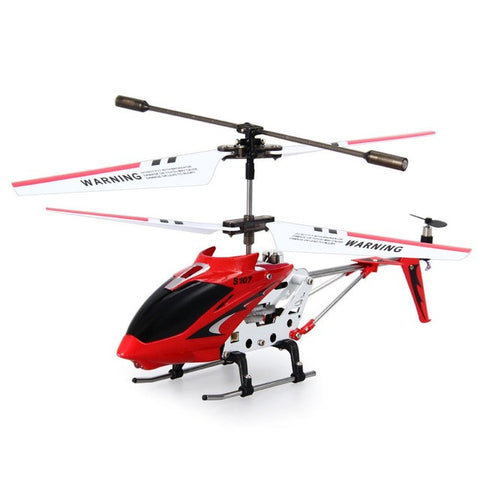Mini Copter 3CH RC Flying Toy