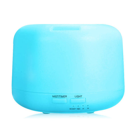 Ultrasonic Aromatherapy Oil Humidifier