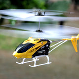 Indoor Small Size 2 Channel RC Helicopter with Gyro