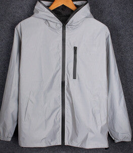 Move Corvo  tide brand Men women 3m reflective jacket