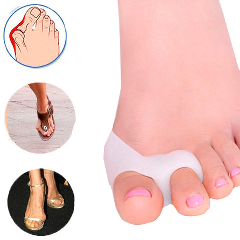 Gel Pedicure Stretchers for Toes