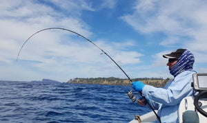 Pacific Jewel Part 2 - Norfolk Island Inshore Fishing