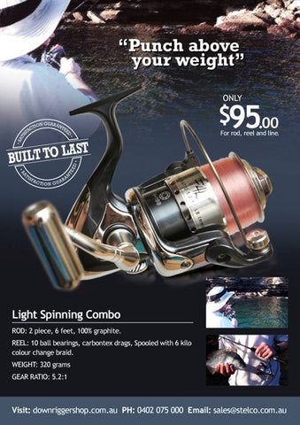 The 602 Light Combo package deal