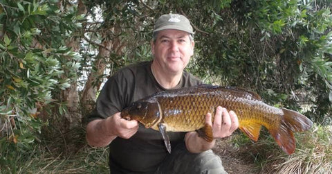 Another carp caught in Sydney
