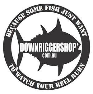The Downrigger Shop logo