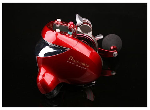 Downrigger Shop economy electric reel 2
