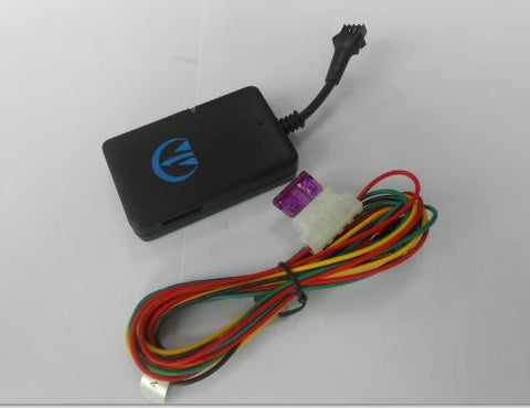 The GPS Tracker and included cords