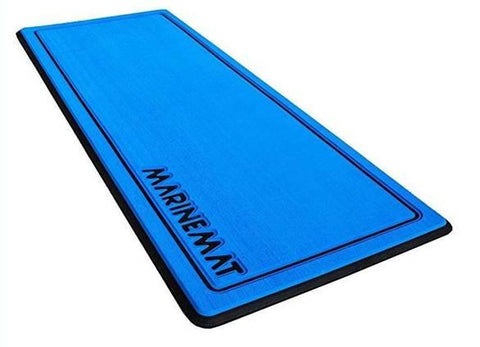 A shock absorbing mat