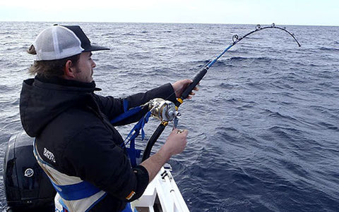 Reel in big fish with comfort and peace of mind your rod and reel can handle them