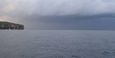 Weather can be extremely unpredictable making offshore fishing difficult