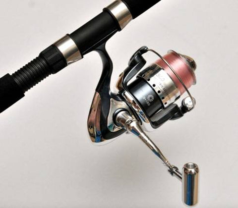 The light spinning combo is well made and affordable while still being strong