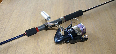 The Lesson 3000 reel and Bay Jig rod are the perfect micro jigging combo