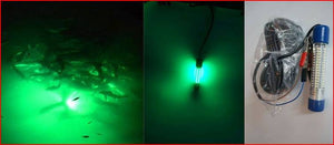 Under water LED squid light