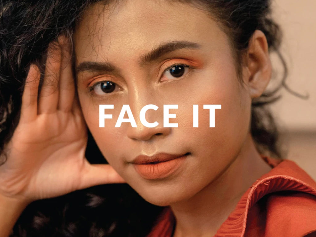 BLP ZINE: FACE FORWARD | BEAUTY EDITORIAL: FACE IT