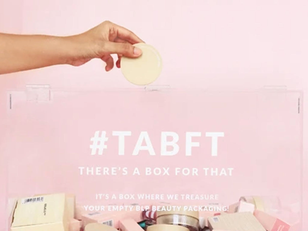 #TABFT | Where did Your Empty BLP Packaging Go?