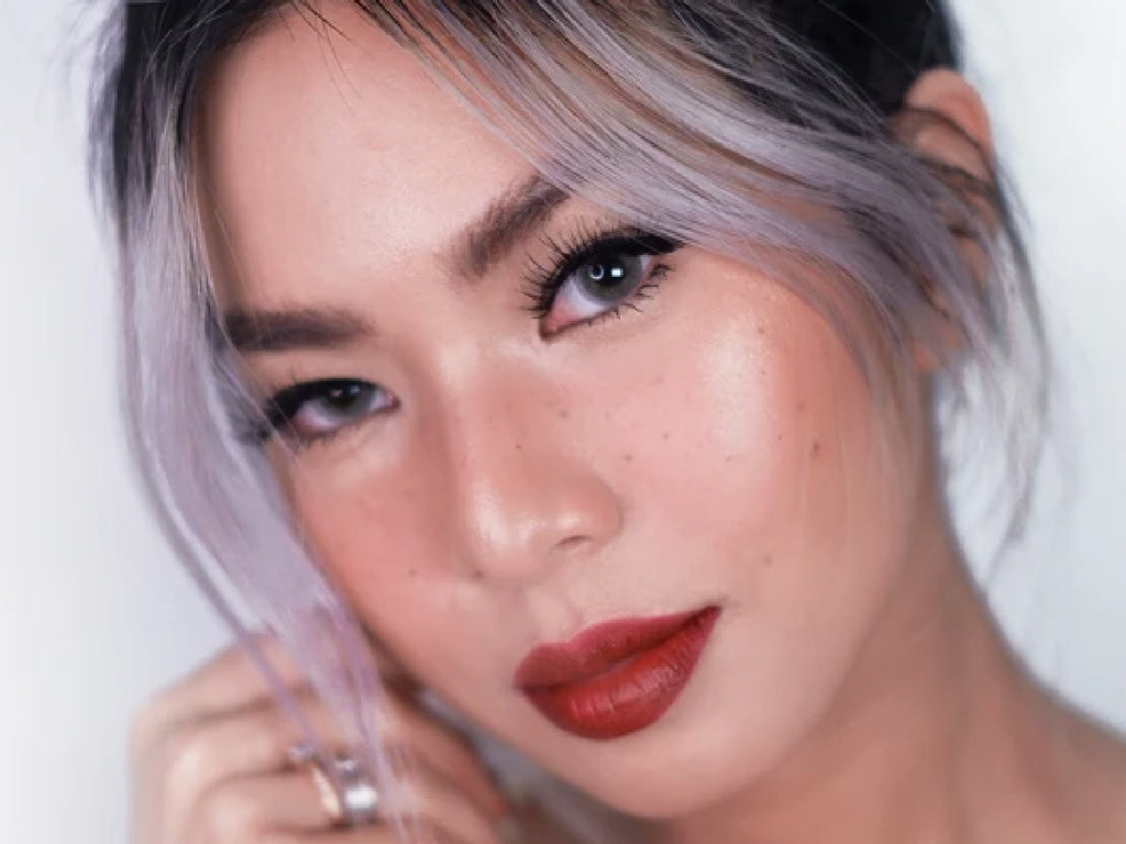 #BEAUTYTRENDS : BOLD LOOK by Heidiana Tjahjadi
