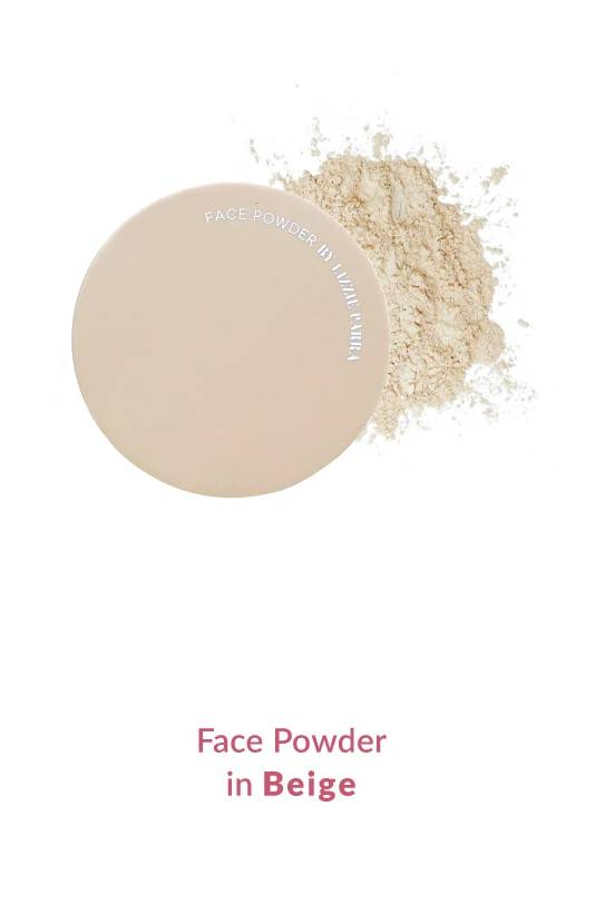 Face Powder - Beige