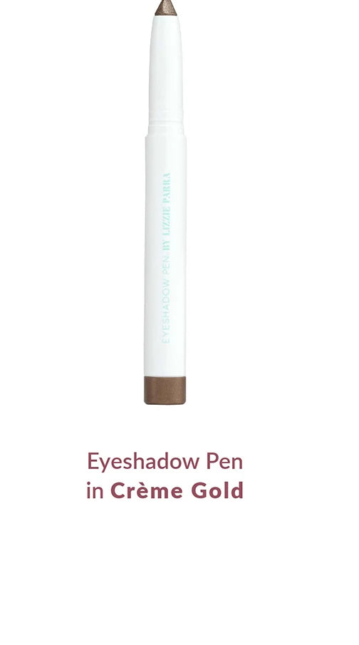 Crème Gold Eyeshadow Pen BLP Beauty