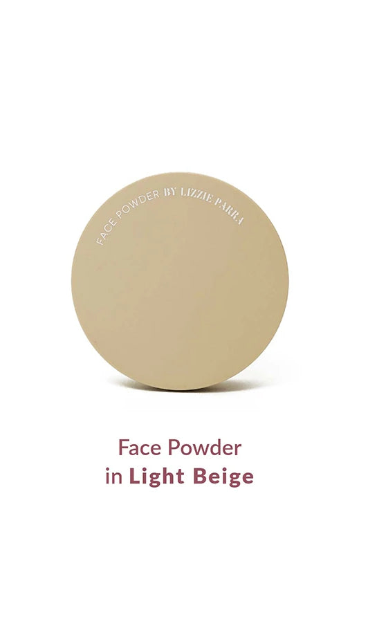 Light Beige Face Powder BLP Beauty