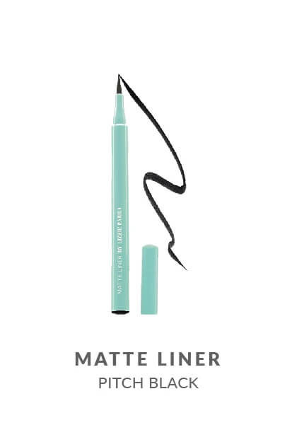 Matte Liner - Pitch Black