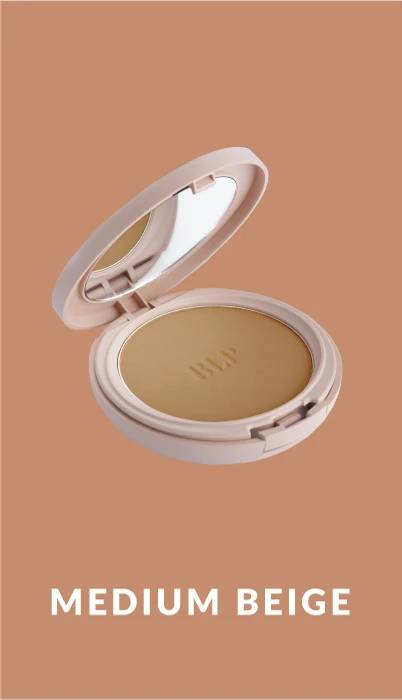 Compact Powder - Medium Beige