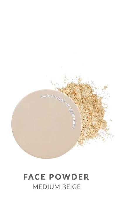 Medium Beige - Face Powder