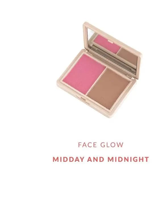 Midday and Midnight - Face Glow