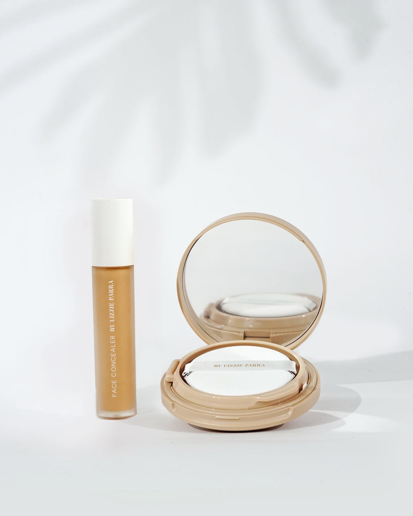 COVER CUSHION x FACE CONCEALER