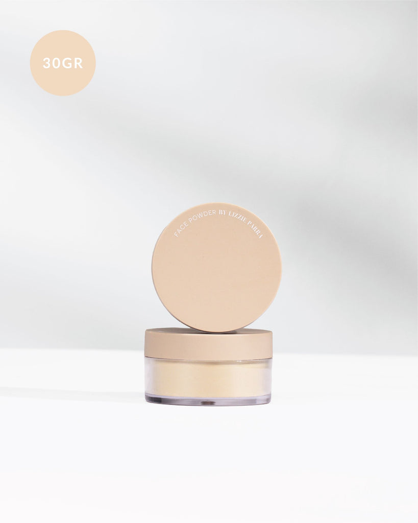 FACE POWDER 30GR - LIGHT BEIGE