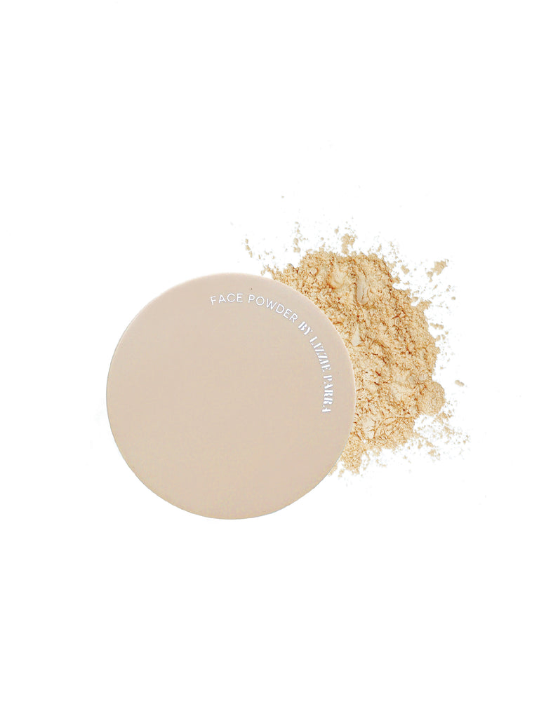 FACE POWDER 30GR - MEDIUM BEIGE