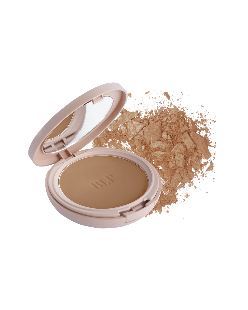 Compact Powder Sand Beige BLP Beauty