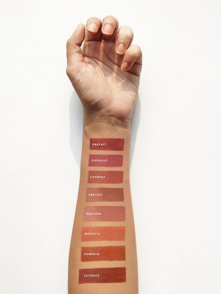 Parfait Lip Bullet Swatch BLP Beauty