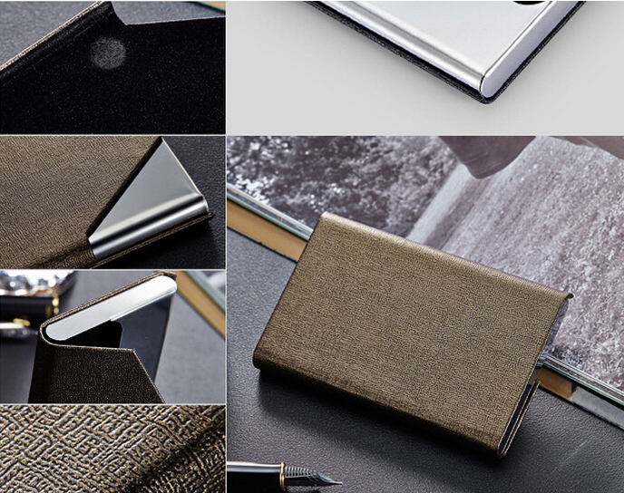 finer details on minimalist wallet