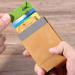 Sexy slim wallets holds cash and cards
