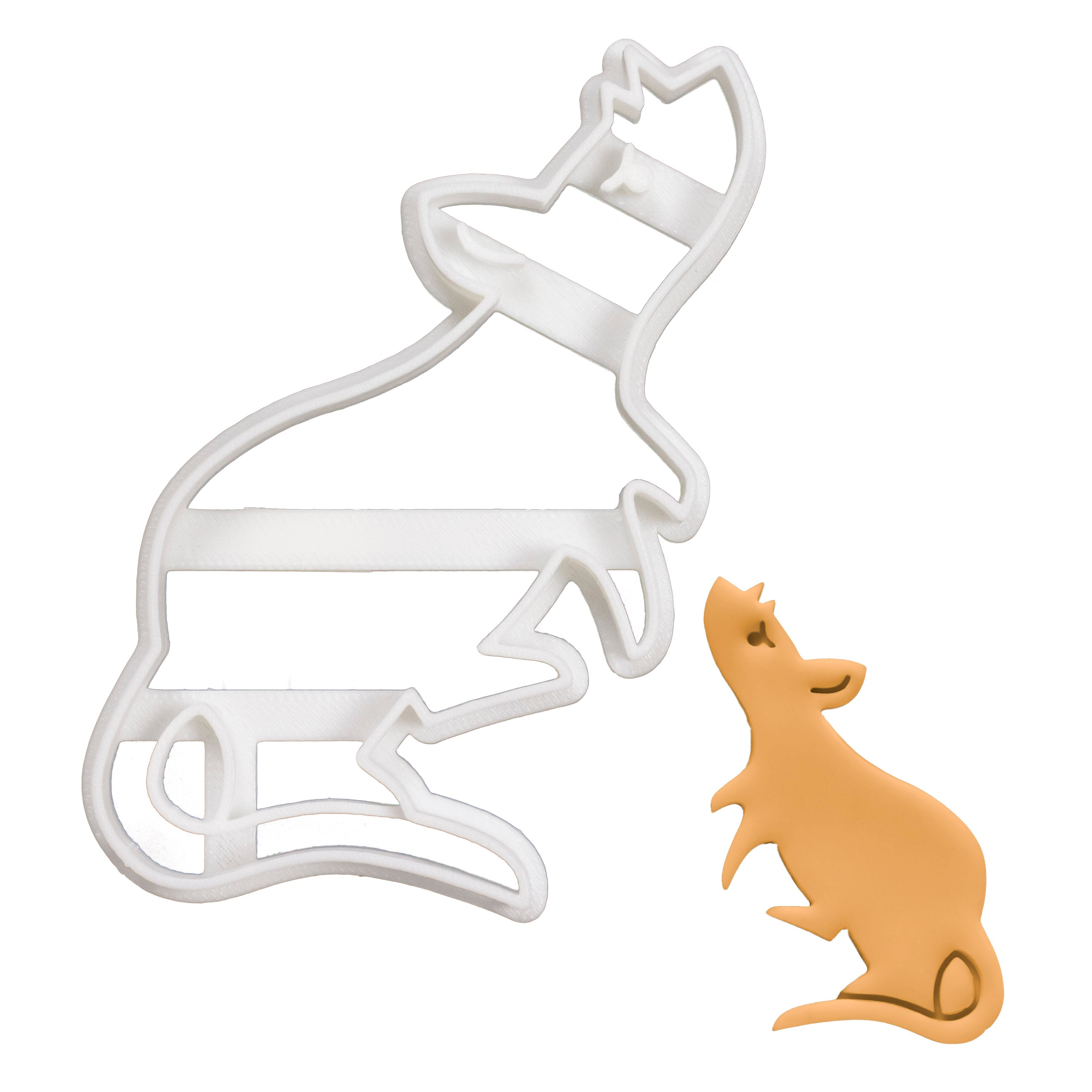 mouse cookie cutter