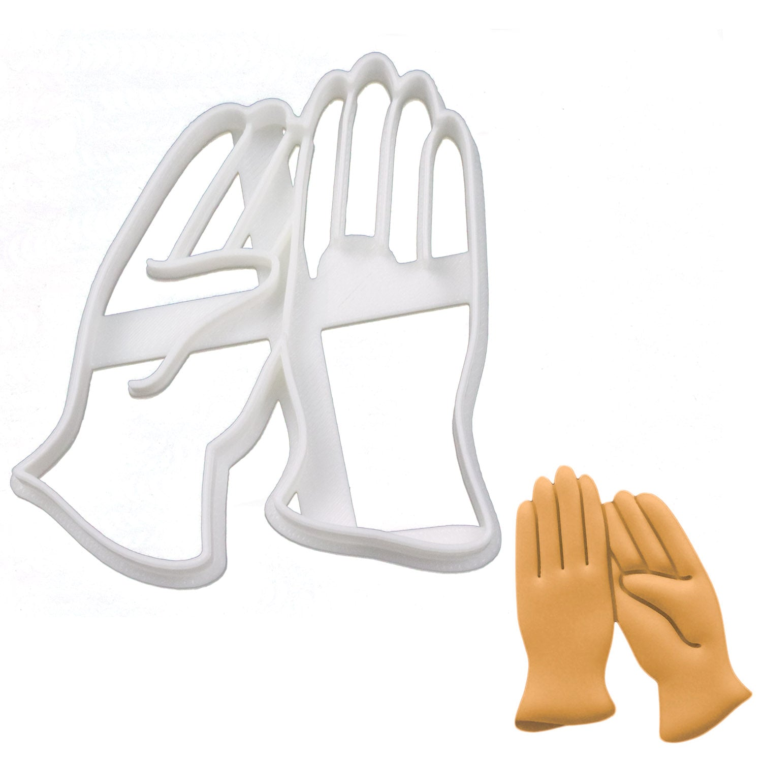 Laboratory Gloves Cookie Cutter