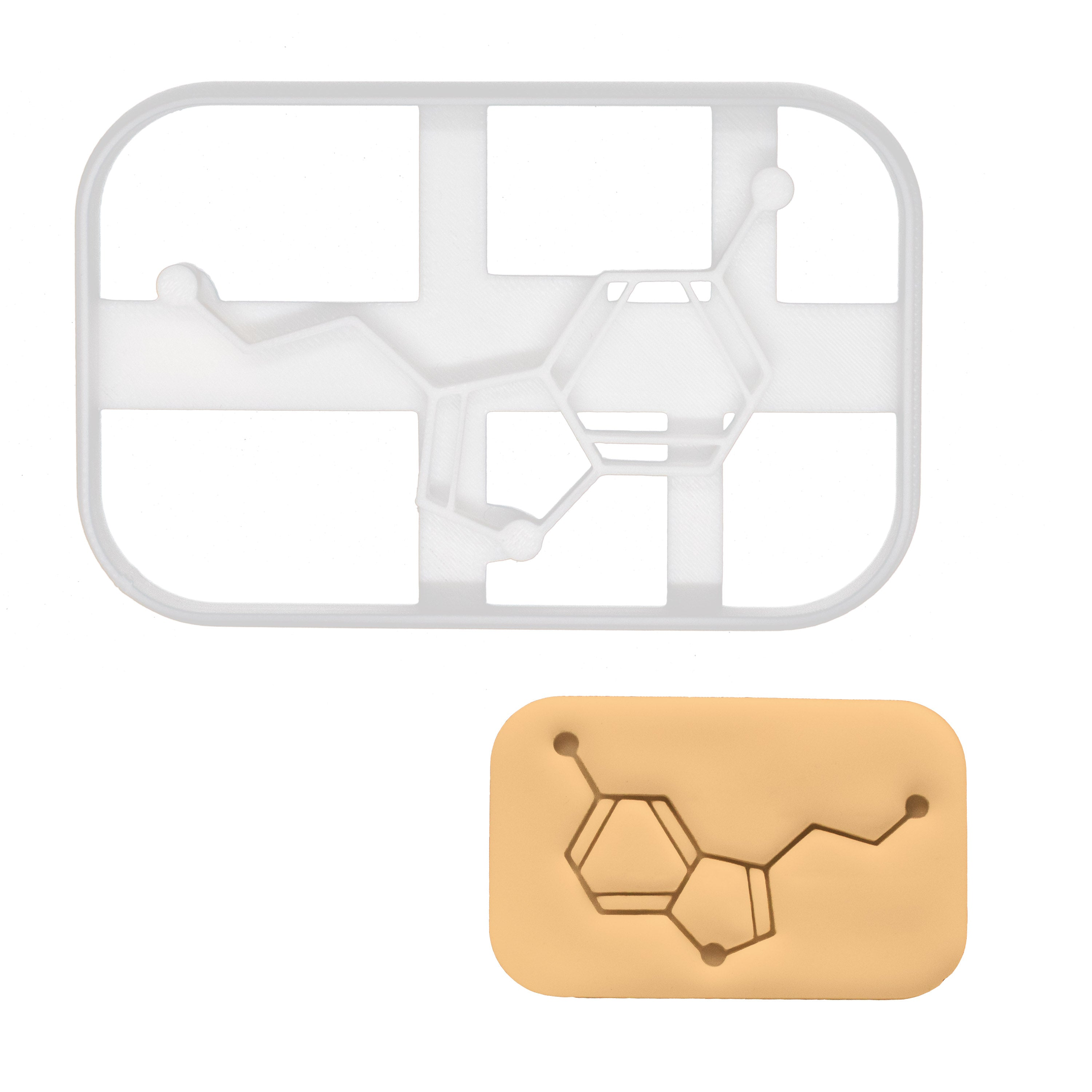 Serotonin Cookie Cutter