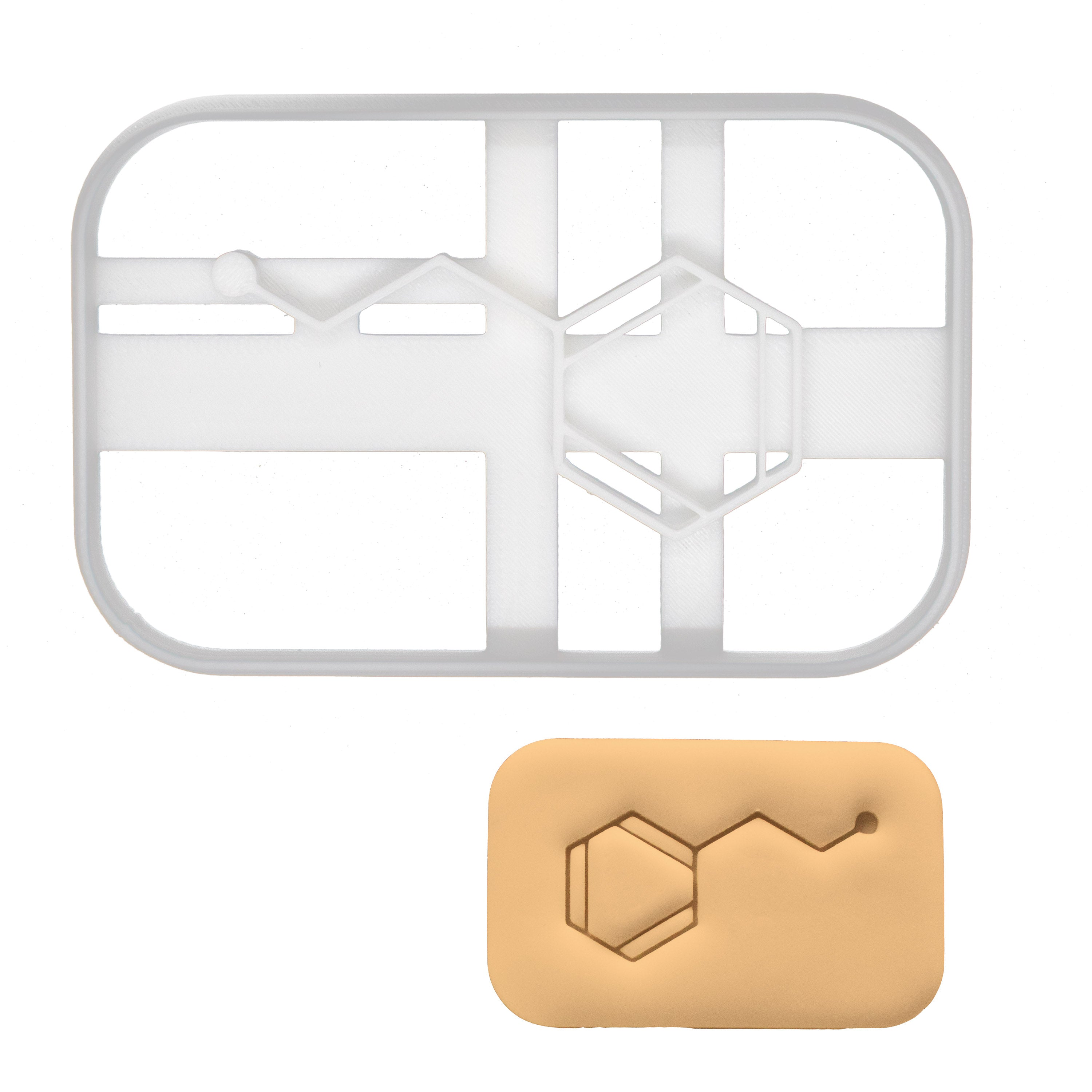 Phenylethylamine Cookie Cutter