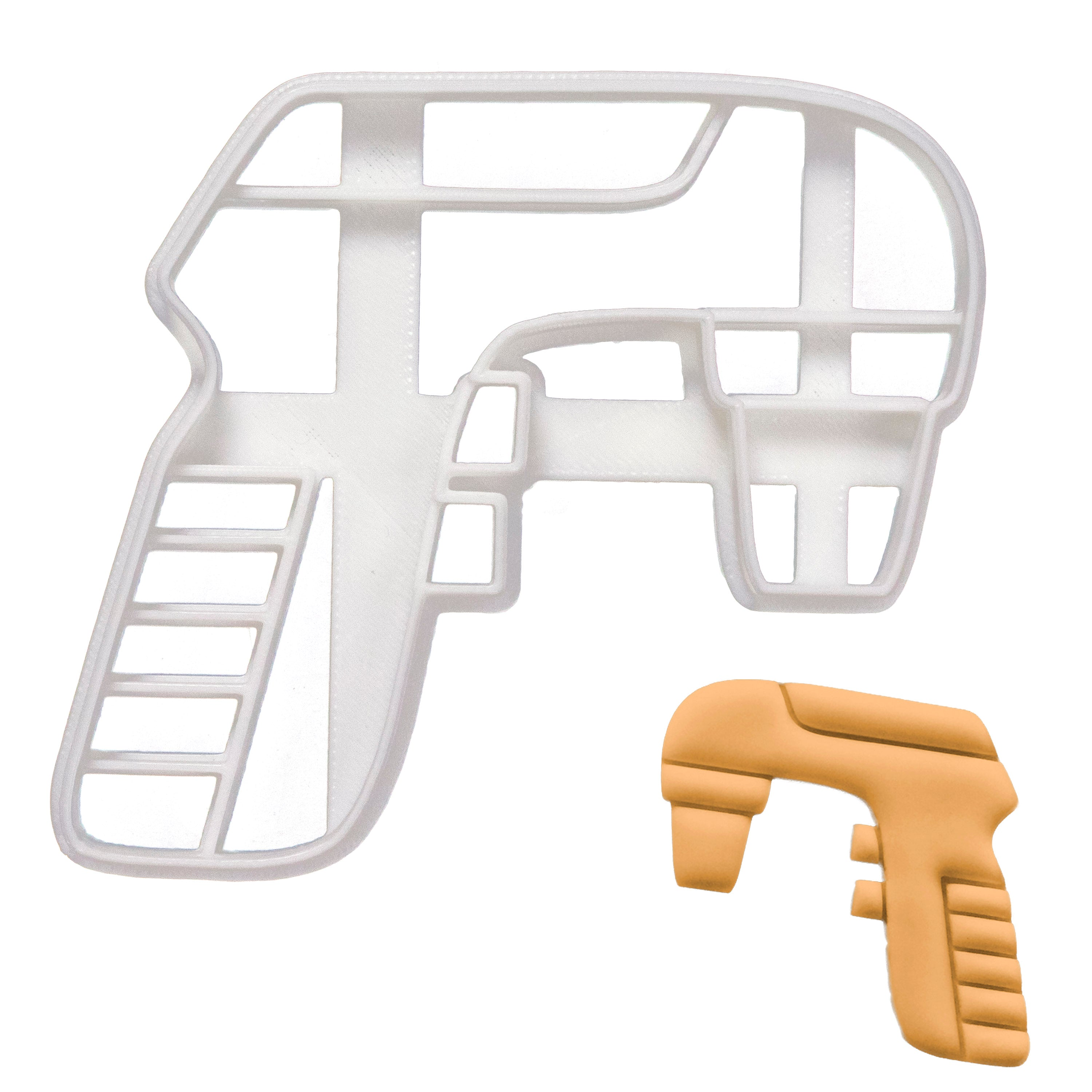 Electronic Pipette Cookie Cutter