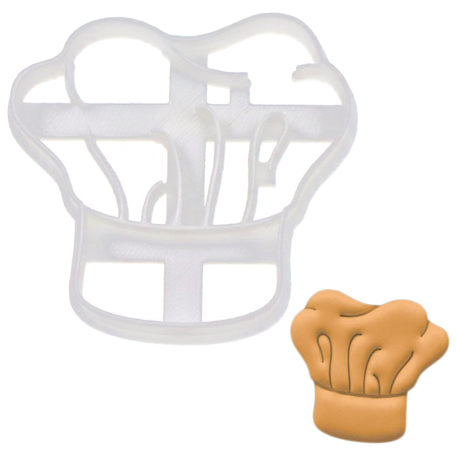 Chef's Hat Cookie Cutter