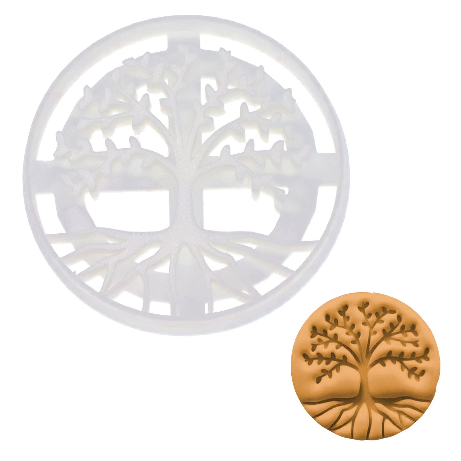 Tree of Life Cookie Cutter