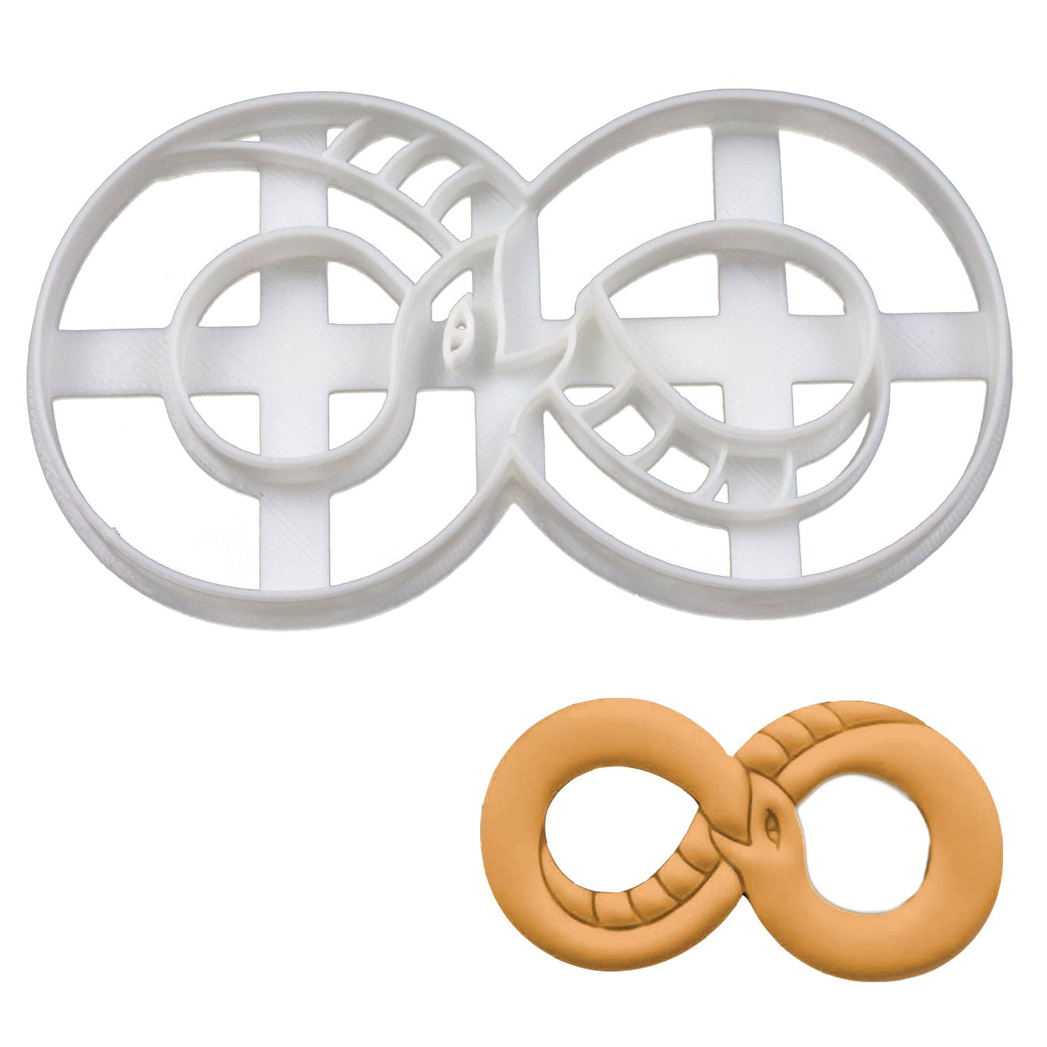 Ouroboros Cookie Cutter