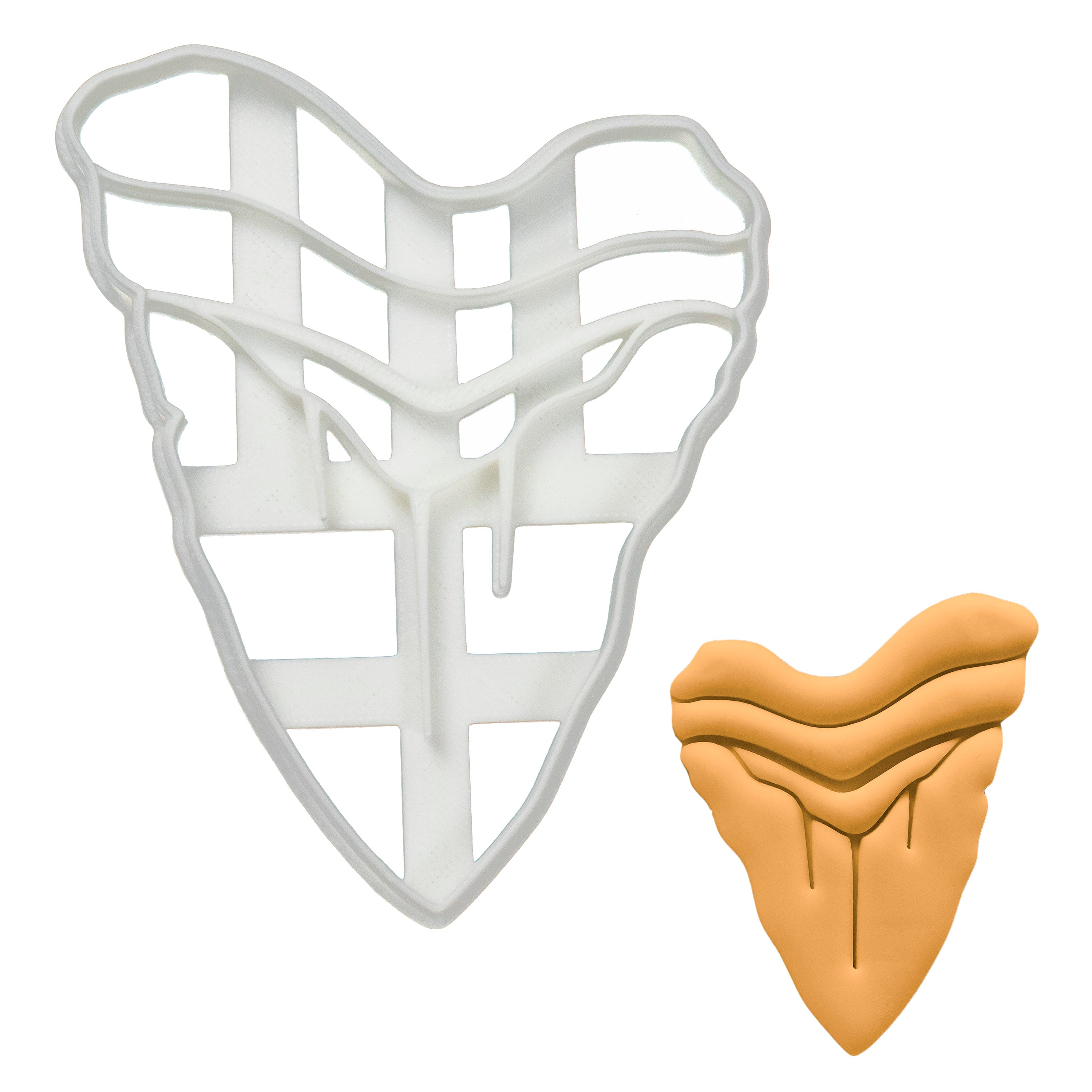 Megalodon Tooth Cookie Cutter