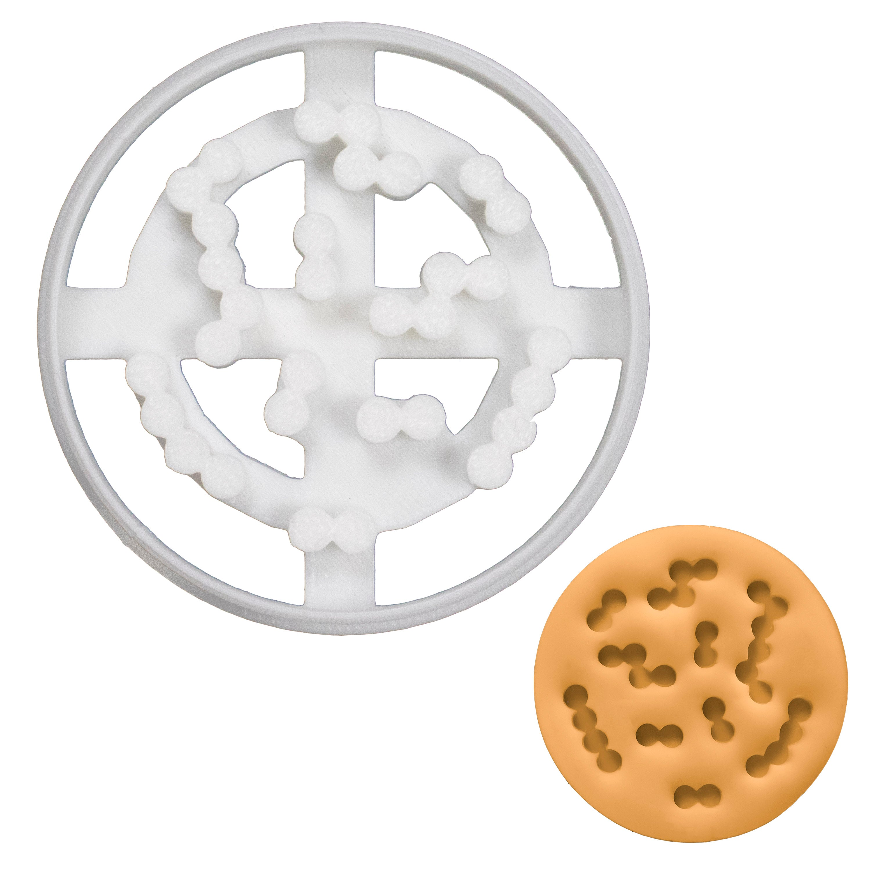 Coccus Bacteria Cookie Cutter
